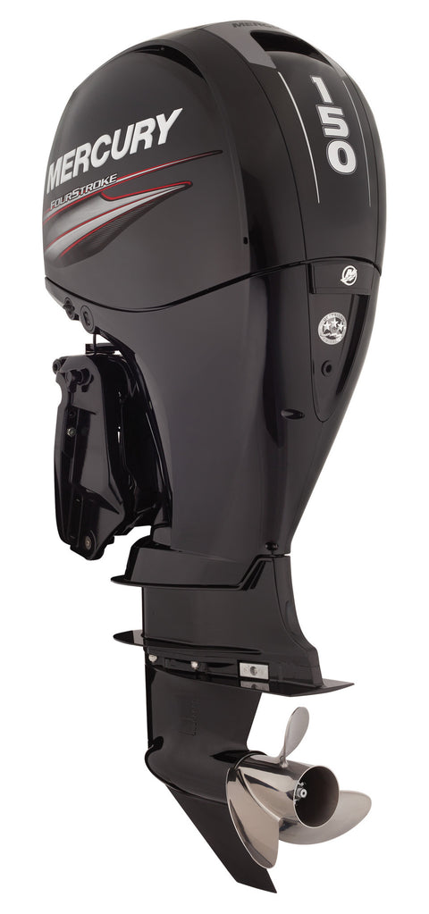 Mercury - 150hp EFI XL 4-stroke (NOW ON SALE)