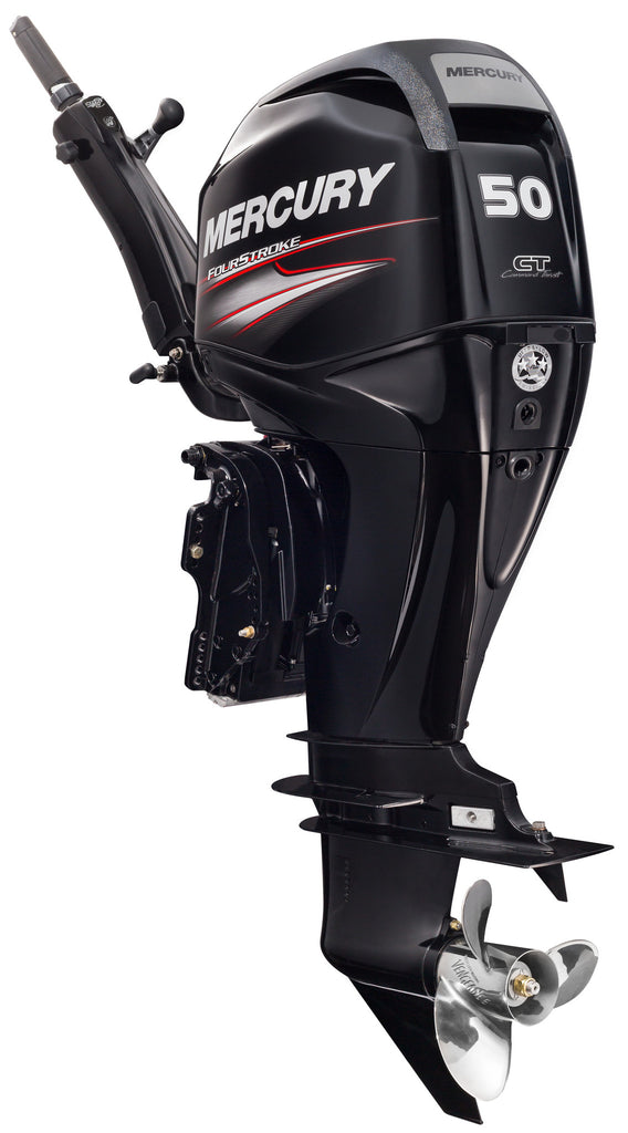 Mercury - 50hp Command Thrust and Big Tiller EFI 4-stroke