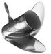 Mercury Propeller - Enertia - Stainless steel Propeller