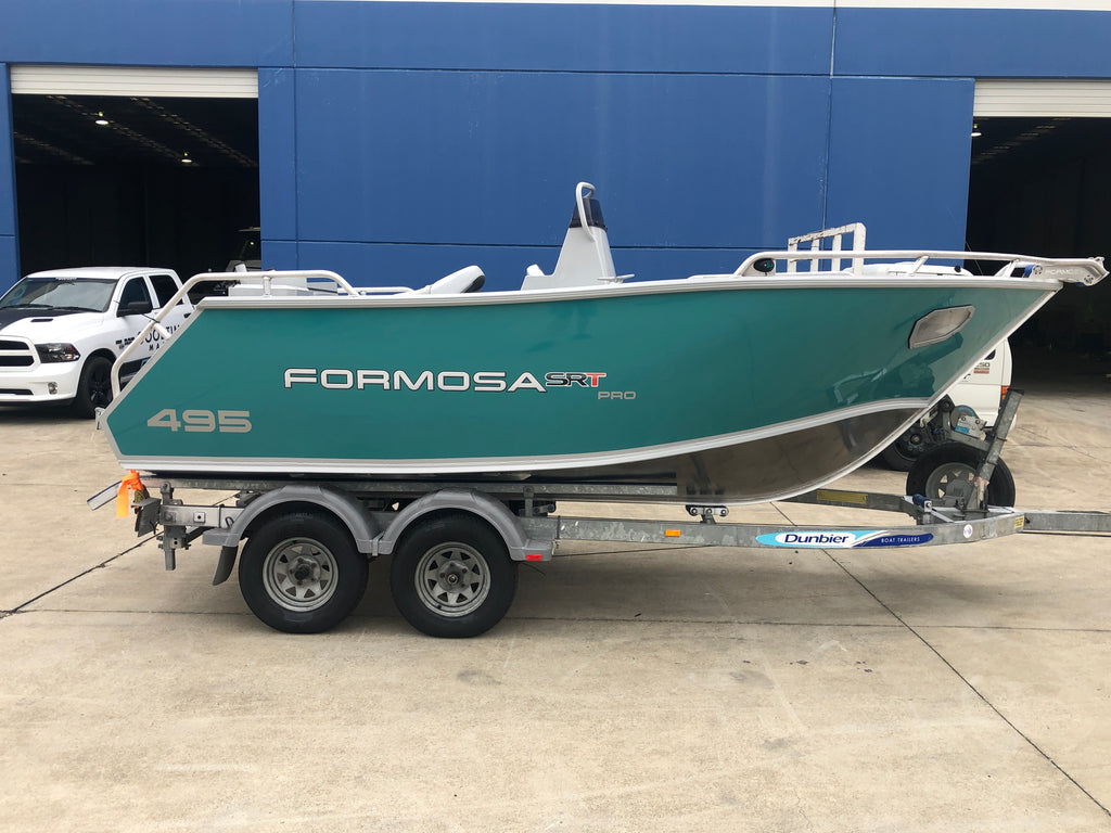 Formosa 495 Side Console