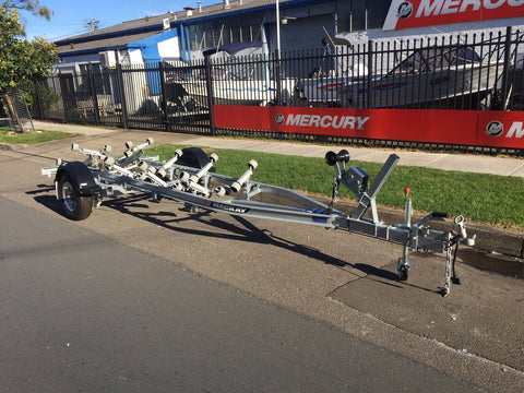Mackay - PU5500-14HD-M (Super Heavy Duty Single Axle Trailer 1850kg GVM)