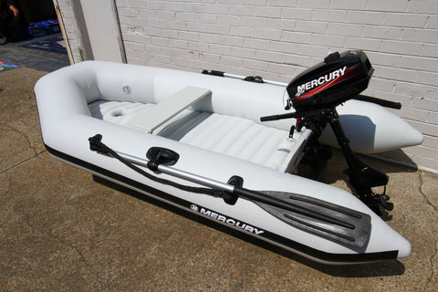 Mercury 270 Dinghy - 3.3hp