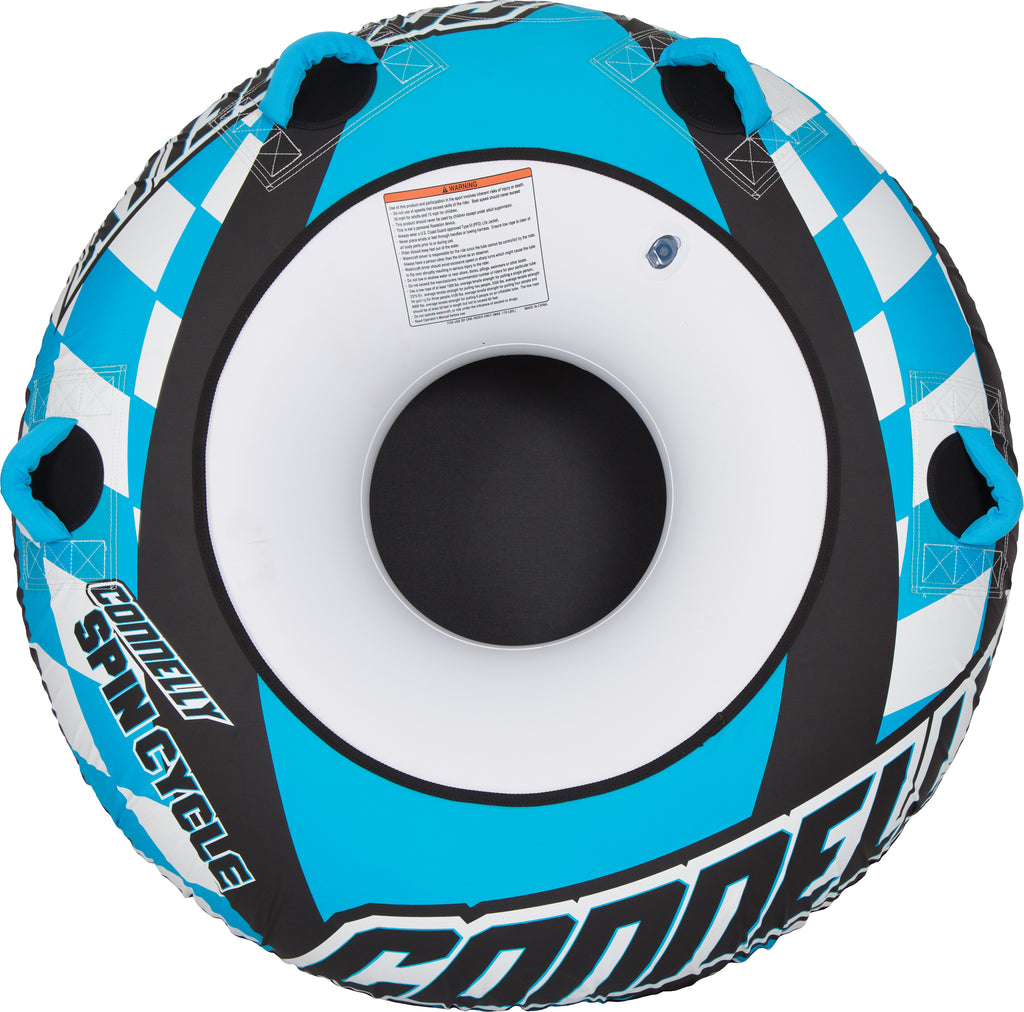 Connelly inflatable tubes Spin Cycle