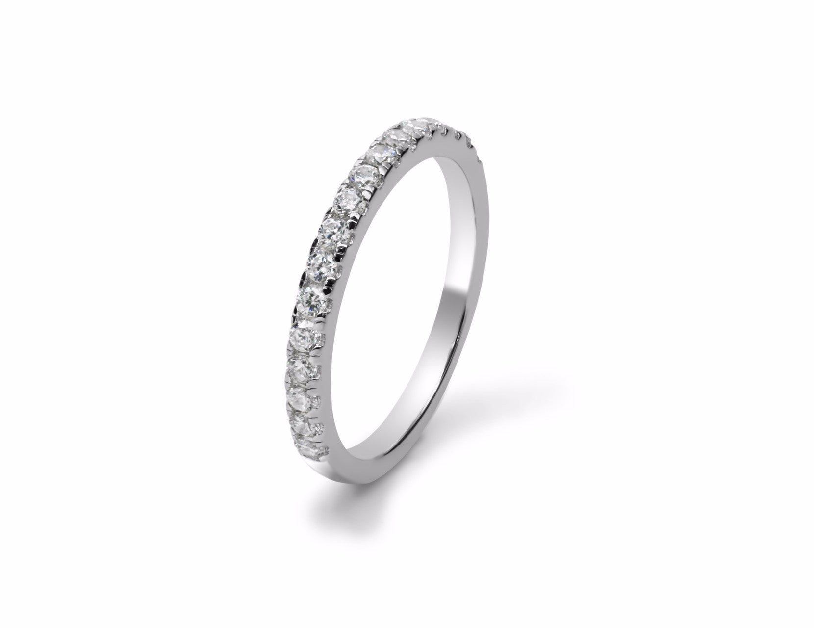 Nova Set Diamond Wedding Ring
