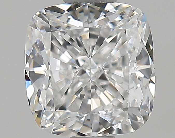 0.96ct F VS2 Cushion Cut Diamond