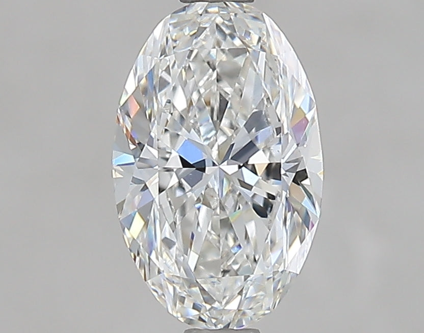 1.20ct Oval Cut Diamond Ring