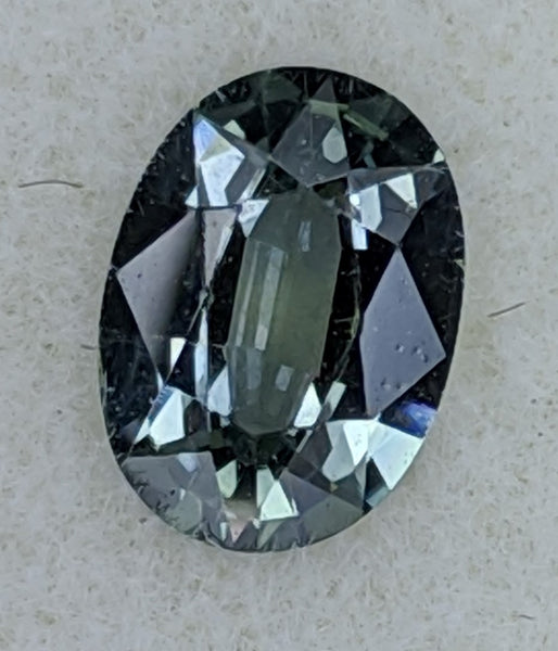 0.72ct Oval Sapphire