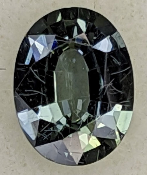 0.84ct Oval Sapphire