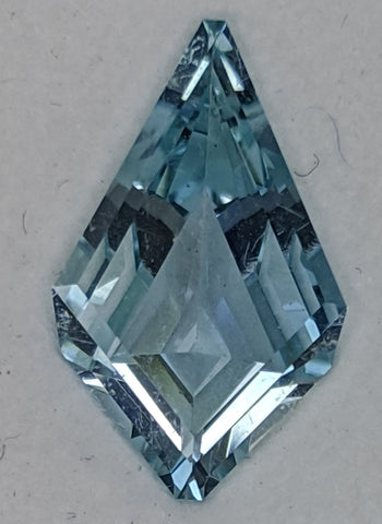 1.84ct Kite shape Aquamarine