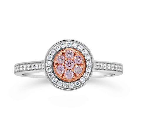 Argyle Pink Diamond 'Ava' Ring