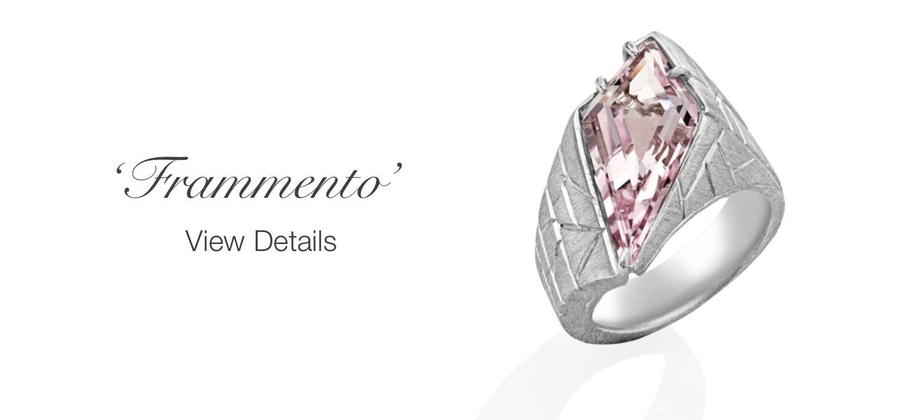 Morganite Dress Ring