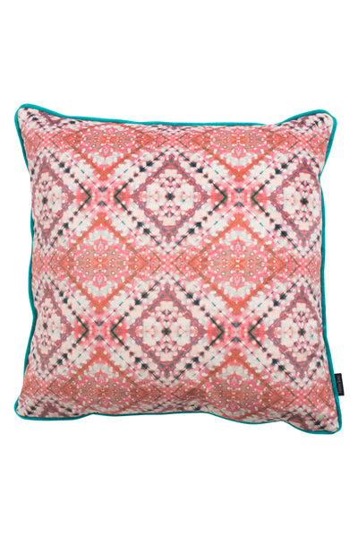 Cantaloupe Itajime Cross Cushion