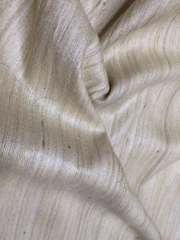 PURE JUTE SILK NATURAL SHADE