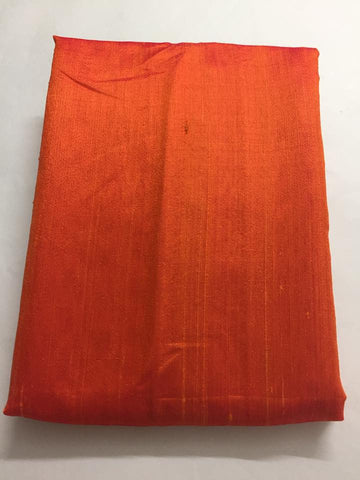 Pure raw silk kurta fabric