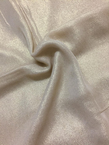 Shimmer georgette fabric (customise)