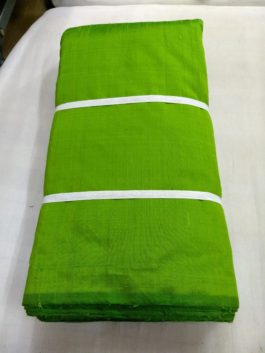 Dupion pure raw silk kurta fabric