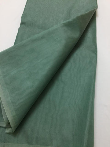 PURE SILK ORGANZA FABRIC