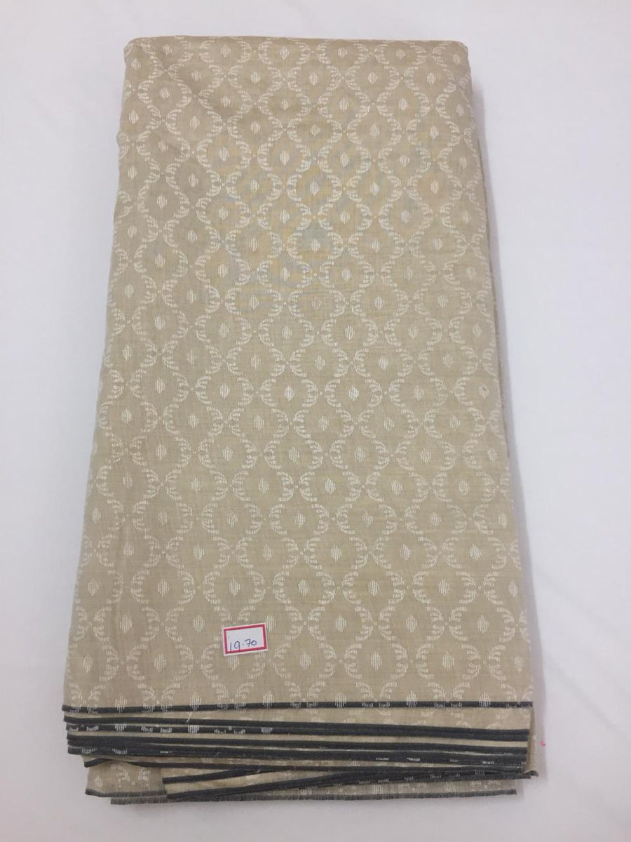 Chanderi kurta fabric