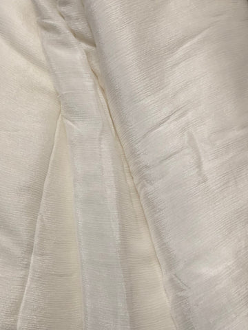 Dyeable chinon chiffon fabric