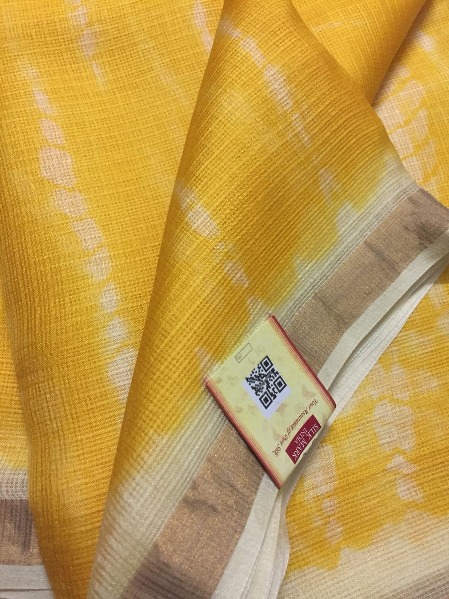 Pure kota silk saree, pure silk saree, tie and dye saree , tie and dye kota silk saree, shibori saree online.
