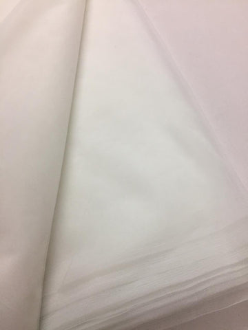 Plain net fabric
