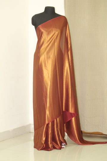 Foil georgette saree