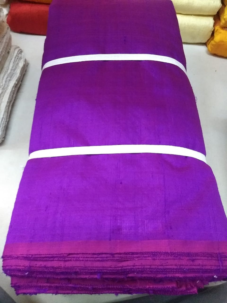 Dupion pure raw silk kurta