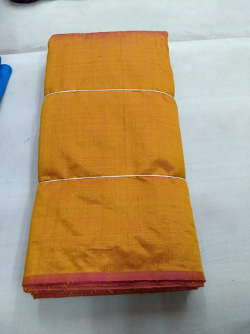 Dupion pure raw silk 70 grams