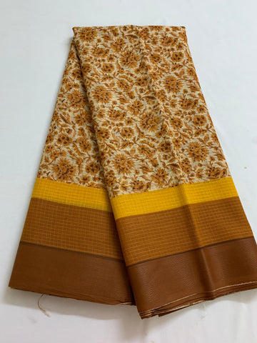 Pure kota cotton saree