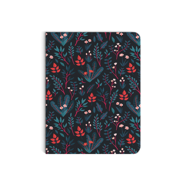 Tropic Evening Dot Grid Notebook