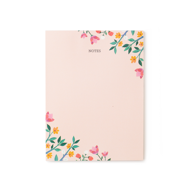 Astra Pink Notepad