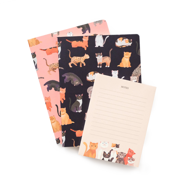 Cats Stationery Set