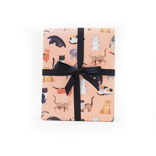 Cats Gift Wrap