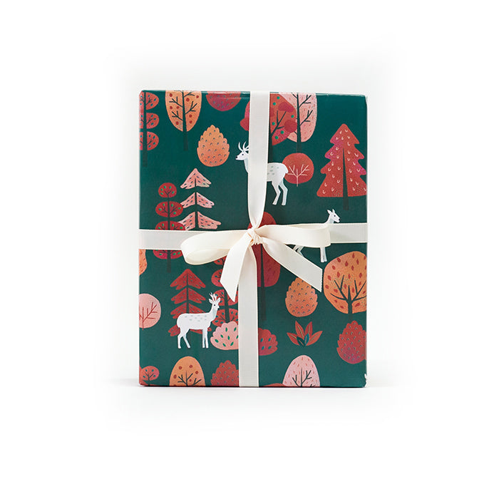 Redwood Gift Wrap