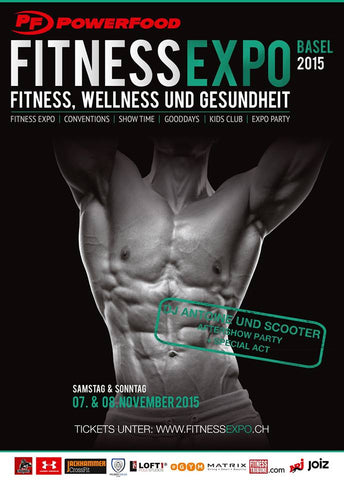 Fitness Expo Basel 2015