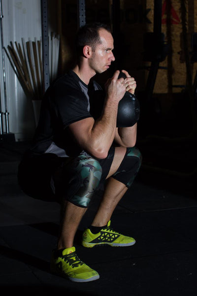 Kettlebell Training - Thornfit Schweiz