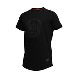 T-Shirt Wing schwarz made in EU - THORN+fit Schweiz