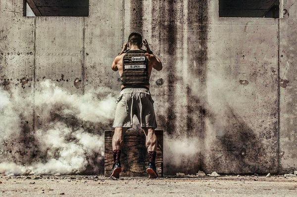 Training / Workout / WOD tactical vest / taktische Gewichtsweste