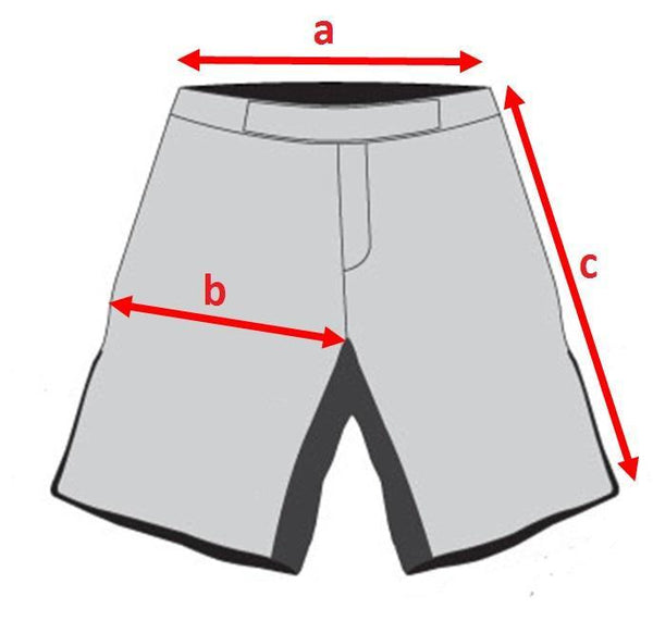 Training Shorts THE FORCE - Limited Edition