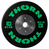 Competition Bumper Plate 10kg - Thorn+fit Schweiz