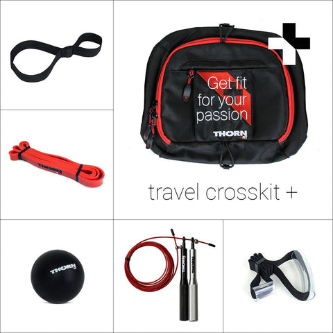 Crosskit+ - Fitness & Training - Outdoor und Unterwegs