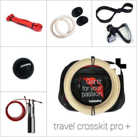 Crosskit PRO+ - Fitness & Training - Outdoor und Unterwegs