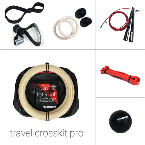 Crosskit PRO - Fitness & Training - Outdoor und Unterwegs
