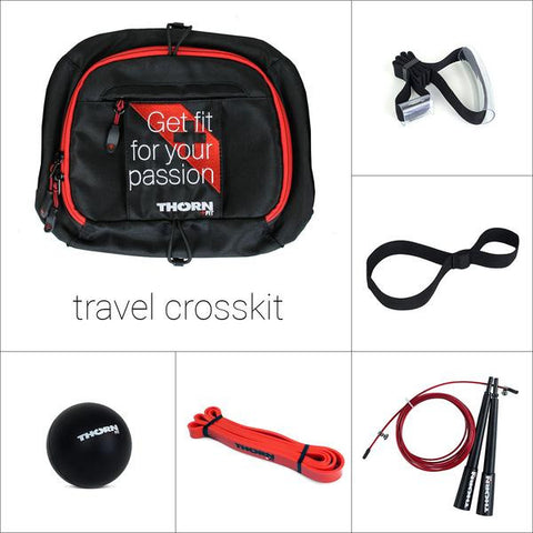 Crosskit - Fitness & Training - Outdoor und Unterwegs