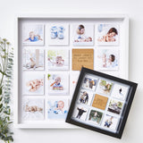 Personalised Framed Father's Day Photo Print