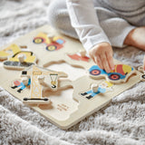 Personalised Construction Puzzle