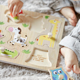 Personalised Zoo Animals Puzzle