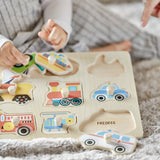 Personalised Vehicles Puzzle