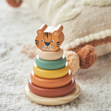 Personalised Tiger Stacking Tower