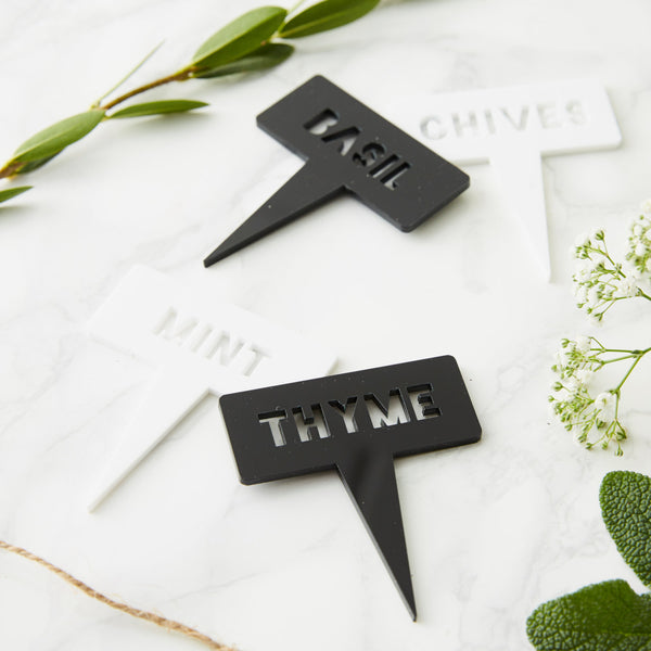 Personalised Plant Markers For Him